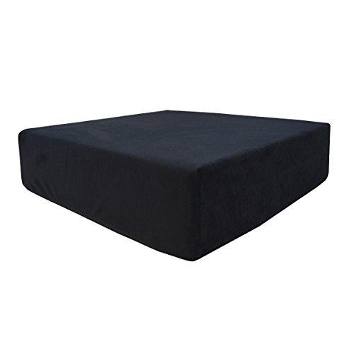 PrimoLiving Kissen zur Sitzerhöhung 10 cm hoch Sitzkissen Aufstehhilfe für Sessel Sofa Stuhl*