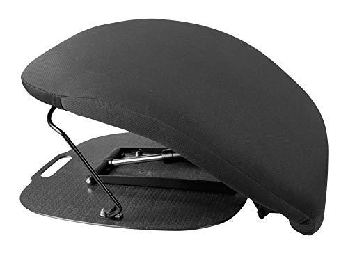 GAH-Alberts 140502 Aufstehhilfe | Kunststoff, schwarz | 450 x 540 mm*