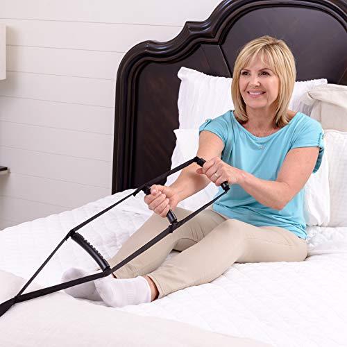 Stander BedCaddie, Bettleiter Zusatzgerät, Bett-Sicherheitsgriff, Aufstehhilfe