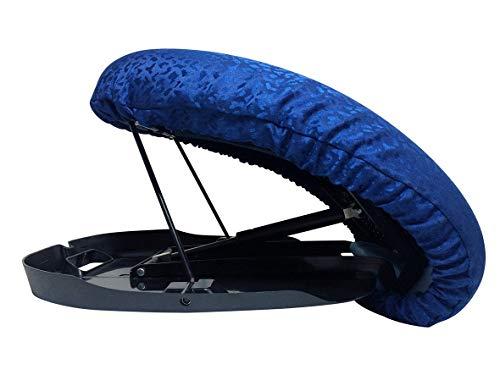 Aufstehhilfe Katapultsitz Up-Easy | ergonomische Unterstützung beim Sitzen und Aufstehen für eine gesunde Sitzhaltung | Gewicht einstellbar: 55kg - ca. 150kg*